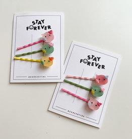 Stay Forever Stay Forever | Kitten Bobby Pin Set of 3