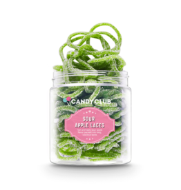 Candy Club Candy Club | Apple Sour Laces