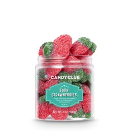 Candy Club Candy Club | Sour Strawberries