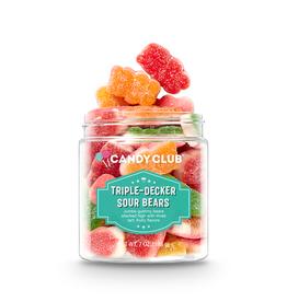 Candy Club Candy Club | Triple-Decker Sour Bears