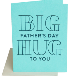The Social Type The Social Type  Father's Day Hugs