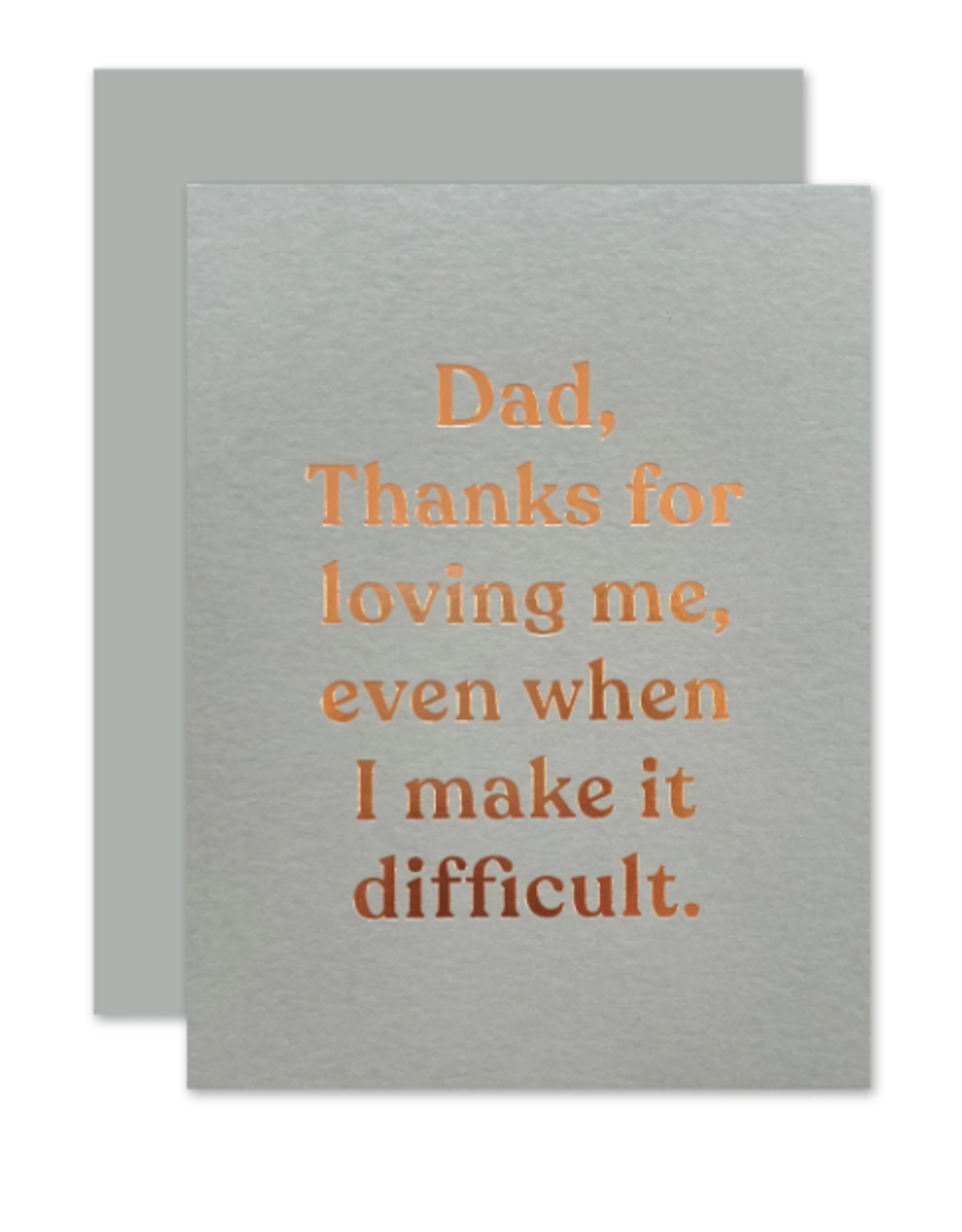 The Social Type The Social Type| Loving Dad