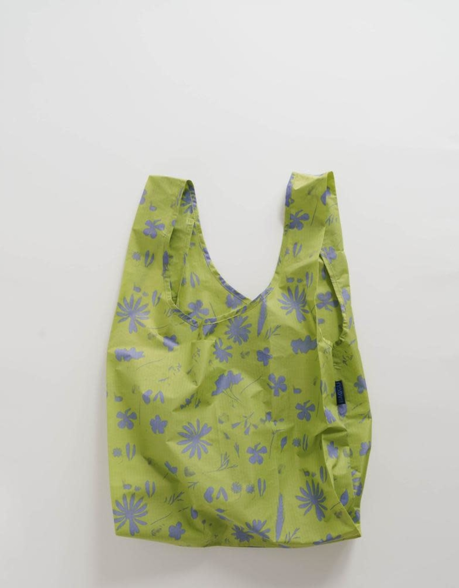 Baggu Baggu | Standard Lime Floral Sun Print