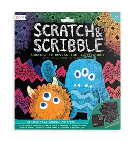 Ooly Ooly | Scratch and Scribble: Monster Pals