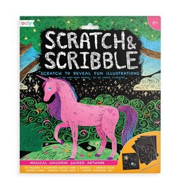 Ooly Ooly | Scratch and Scribble: Magical Unicorns