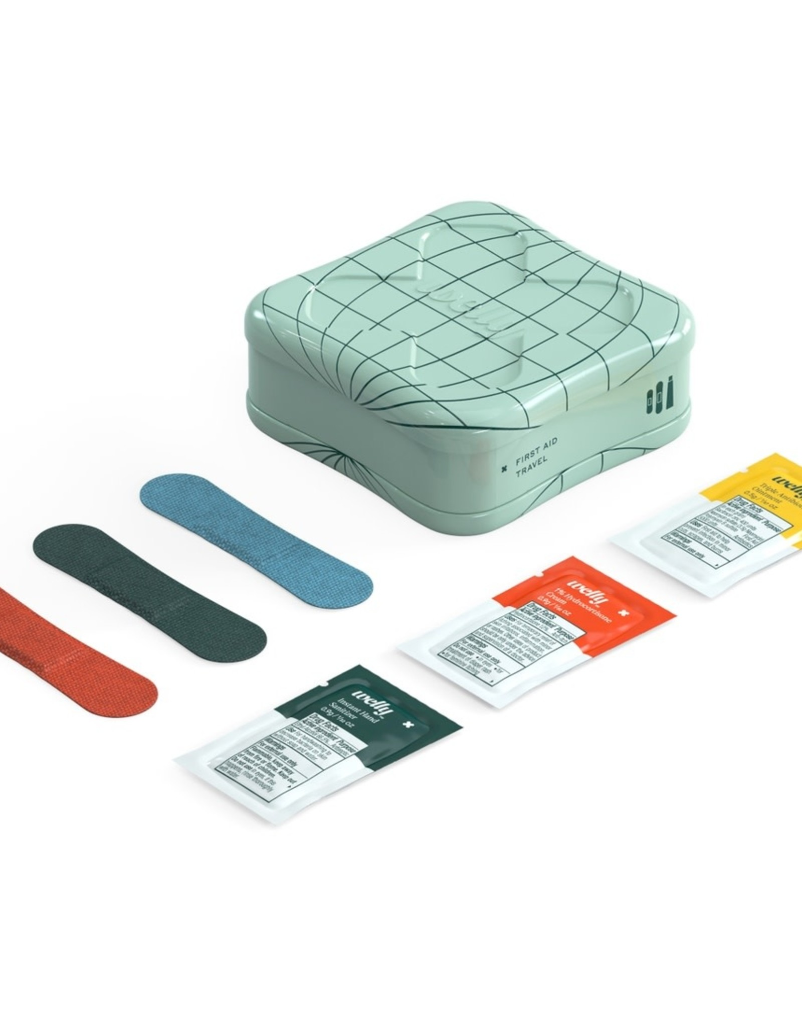 Welly Welly | Human Repair Kit- First Aid Travel Kit