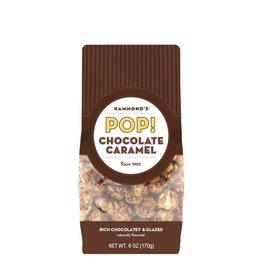 Hammond's Candies Hammond's | Natural Caramel Chocolate Popcorn