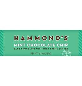 Hammond's Candies Hammond's | Chocolate Bar Mint Choc Chip