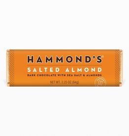 Hammond's Candies Hammond's | Salted Almond Chocolate Bar