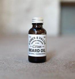 Ember & Valor Ember and Valor | Citrus Beard Oil