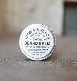 Ember & Valor Ember and Valor | Citrus Beard Balm
