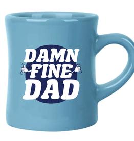 Damn Fine Dad Mug