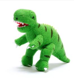 Best Years Ltd. Best Years Ltd   Green T-Rex Rattle