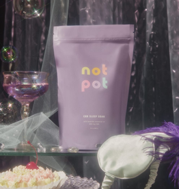 Not Pot Not Pot | C B D Sleep Soak