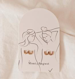 Mimi & August Boobs Stud Earrings
