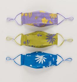 Baggu Baggu | Kids Fabric Loop Mask Set (Sun Prints)