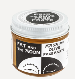 Fat And The Moon Masa and Olive Face Paste