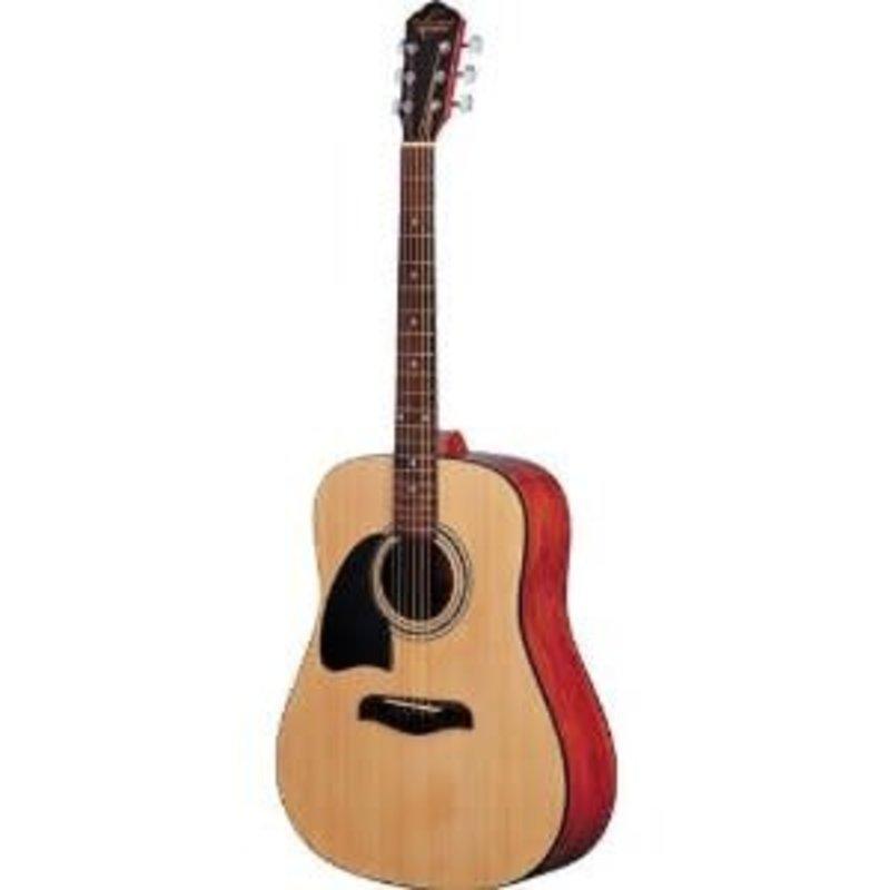 Oscar Schmdt Left Handed Acoustic