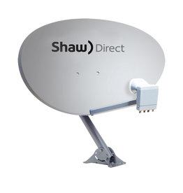 Shaw Direct DISH-60ED - 60Cm Dish & Lnb