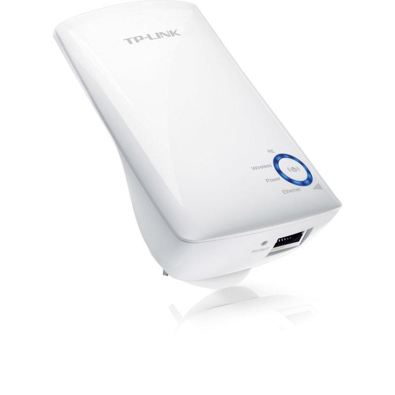 Tp-Link 300Mbps Wrls N Wall Plug Range Extender
