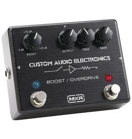 MXR MC402 - Mxr Mxr Cust. Audio Electronic Boost / Overdrive