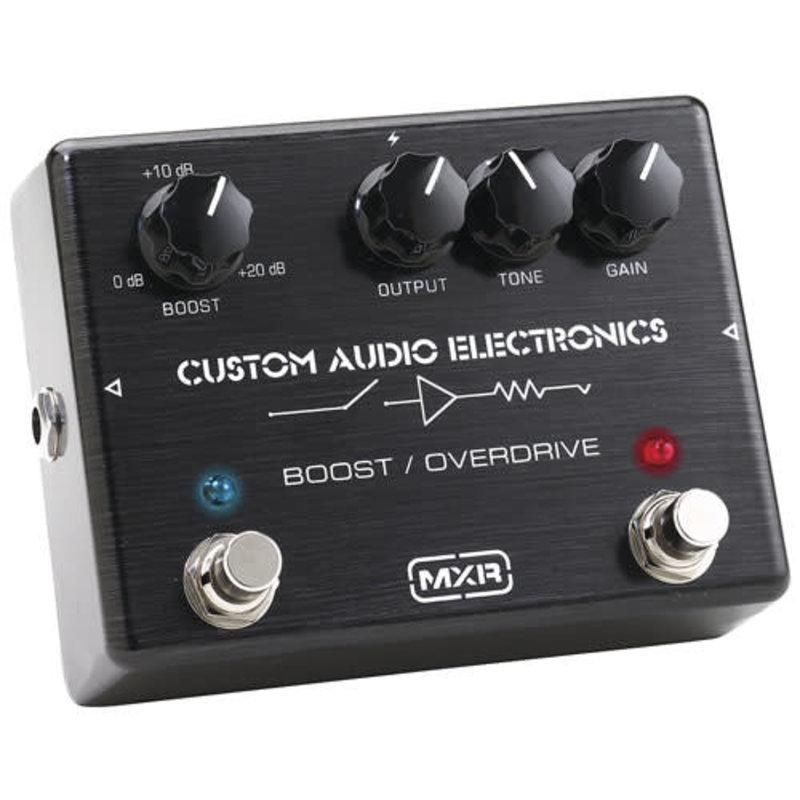 Mxr Mxr Cust. Audio Electronic Boost / Overdrive