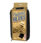 Hohner Piedmont Blues- Set Of 7 Harmonicas W/ Case
