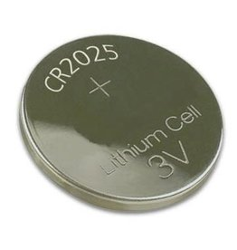 Panasonic CR2025 3v Button Cell Battery