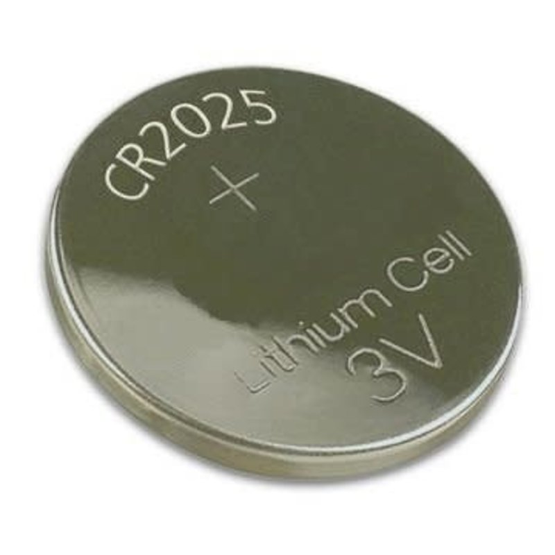 CR2025 3v Button Cell Battery
