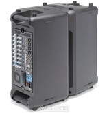 Samson Portable Pa Sys, 2X 500W, Bluetooth,10-Ch Mixer