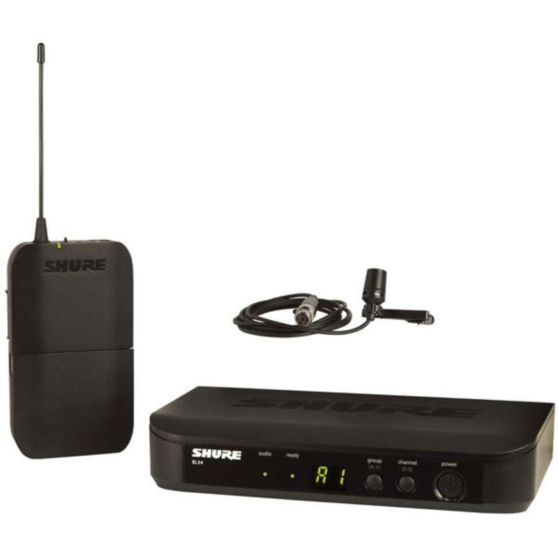 Blx Wireless Lav Mic System
