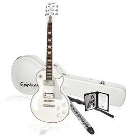 Epiphone Les Paul Tommy Thayer White Lightning