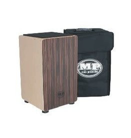 Mano Percussion Ebony Cajon w/Bag