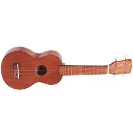 Mahalo MK1-TBR - Soprano Ukulele w/ Bag - Trans Wood