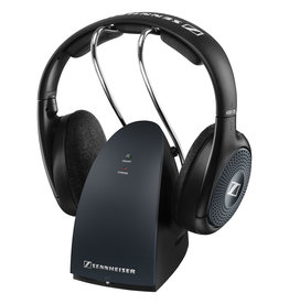 Sennheiser RS135- Wireless Headphones W/ Stand