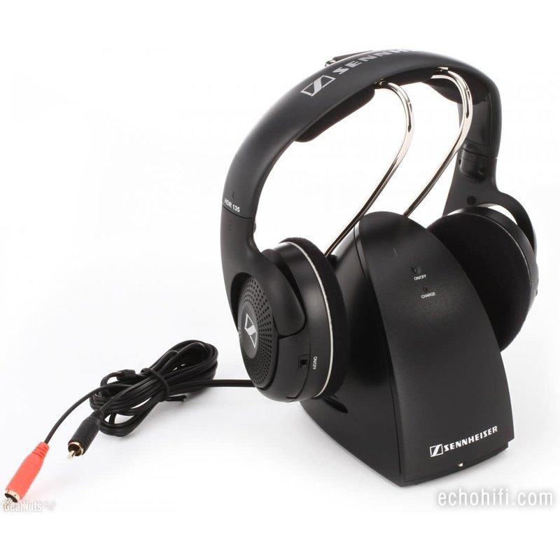 RS135- Wireless Headphones W/ Stand