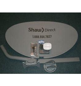 Shaw Direct DISH-75ED - 75Cm Dish & Lnb