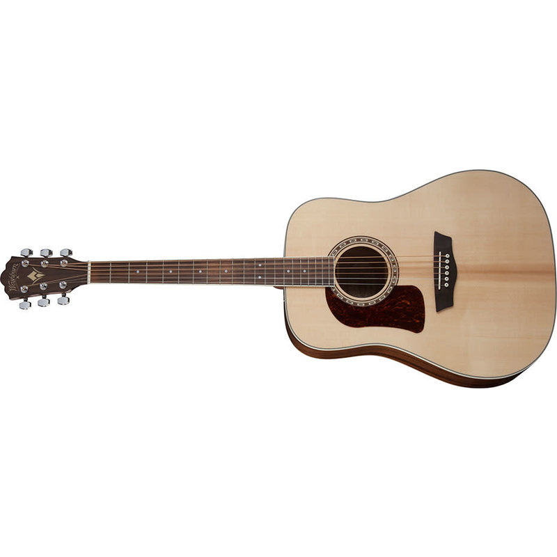 Heritage Left-Hand Dread. Acoustic
