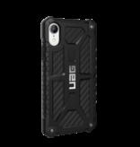 UAG - Monarch Rugged Case Carbon Fiber (Black) for iPhone XR