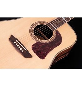 Washburn HD80S-L Heritage Dreadnaught Heritage Elite Acoustic Guitar