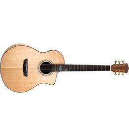 Washburn BTSC56SCE-D - Bella Tono Studio 56 Elec/Acoustic Guitar Solid Spruce/Acacia