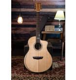 Washburn Bella Tono Studio 56 Elec/Acoustic Guitar Solid Spruce/Acacia