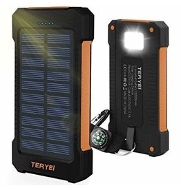 Solar Power Bank 15,000