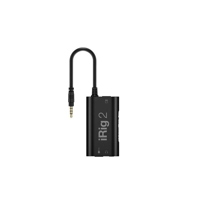 iRig2 - IK Multimedia Mobile guitar interface