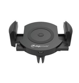 Digipower WPC-VENT100 - Wireless Charger Vent Mount 10W w/Micro USB