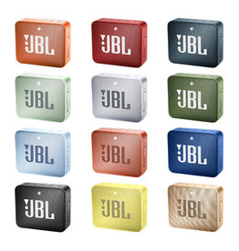 JBL GO2 Compact Waterproof Bluetooth Wireless Speaker