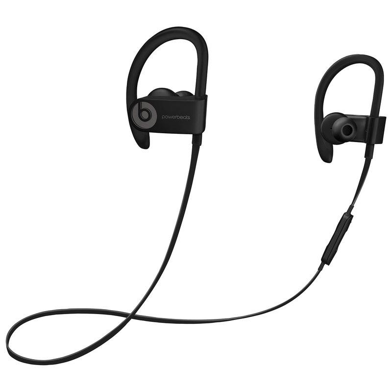 Powerbeats 3 In-Ear Bluetooth Sport Headphones Black-Red