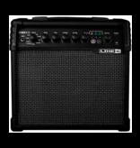 Line6 ~20 watt 1x8 In. Combo Amp W/Tuner