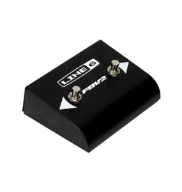 Line6 2-Button Scroll Footswitch For Line 6 Amps & Pods