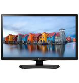 LG 24'' LED TV, 720P, 60Hz, 1366X768